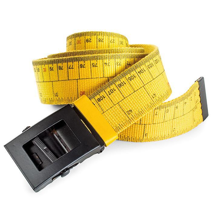 The Diet Belt - - Donkey Products - Yellow Octopus
