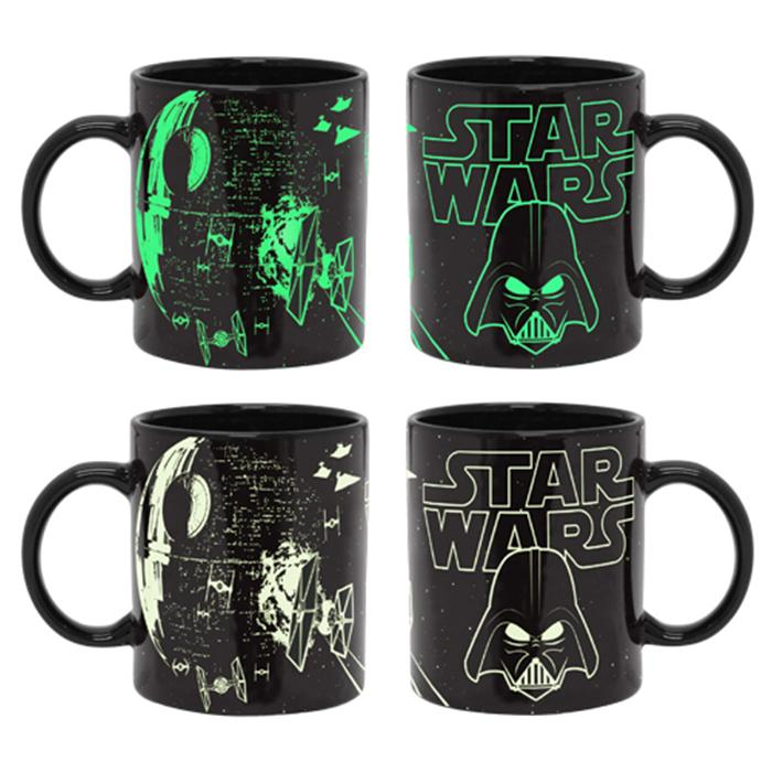 Star Wars Darth Vader Glow-in-the-Dark Mug