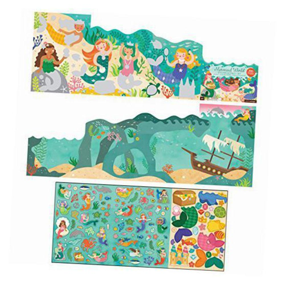 Mermaids World Sticker Activity Set