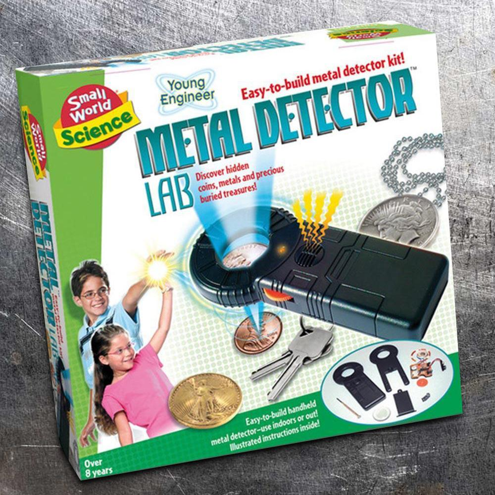 DIY Handheld Metal Detector Kit