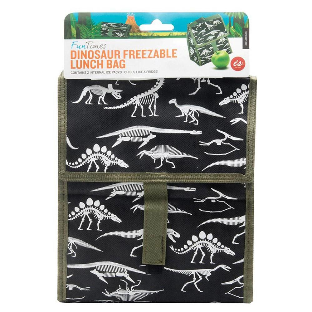 Freezable Lunch Bags | Dinosaurs & Unicorns