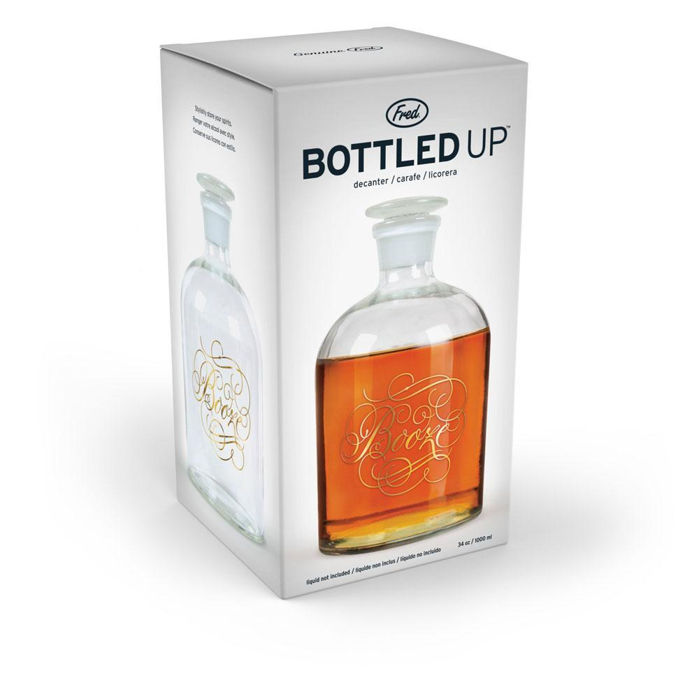 Fred & Friends Bottled Up Booze Decanter