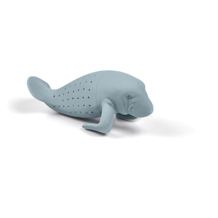 ManaTea Strainer & Infuser - by Fred - - Fred & Friends - Yellow Octopus