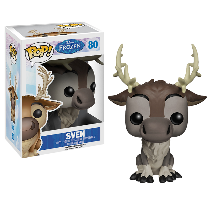 Funko Disney Frozen Sven Pop! Vinyl Figure