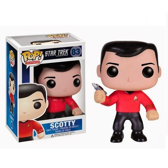 Star Trek Scotty Pop! Vinyl Figure - - Funko - Yellow Octopus