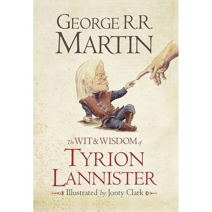 Game of Thrones Wit & Wisdom Of Tyrion Lannister By George R.R Martin
