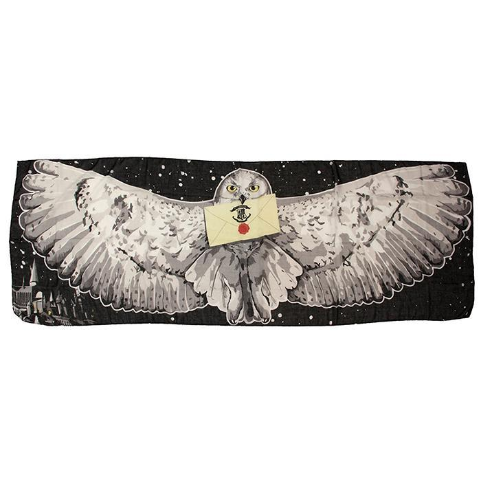 Harry Potter Harry Potter Hedwig Lightweight Wing Scarf