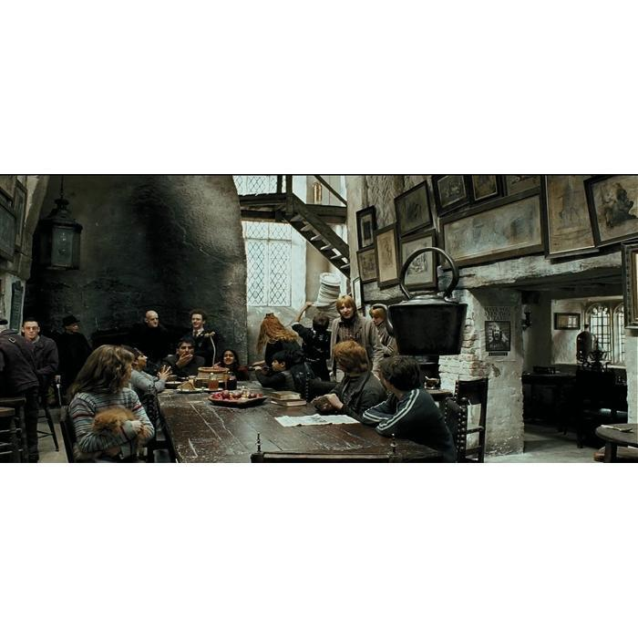Harry Potter: Magical Places From The Films - - Harry Potter - Yellow Octopus