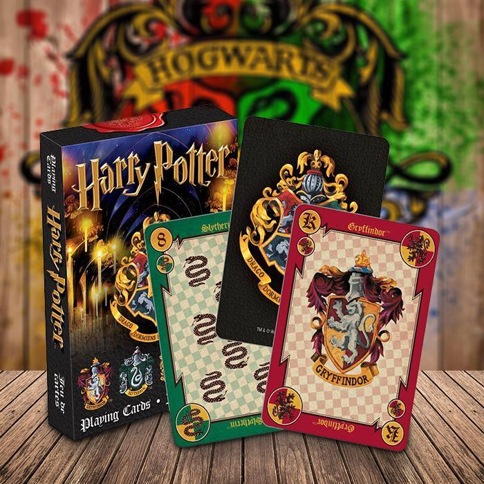 Harry Potter Playing Cards - - Harry Potter - Yellow Octopus
