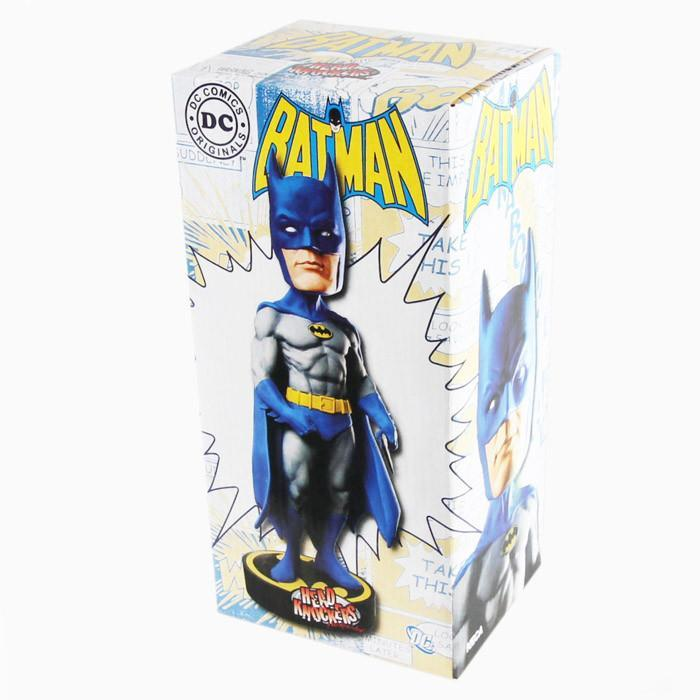 Ikon Classic Batman Head Knocker Figurine