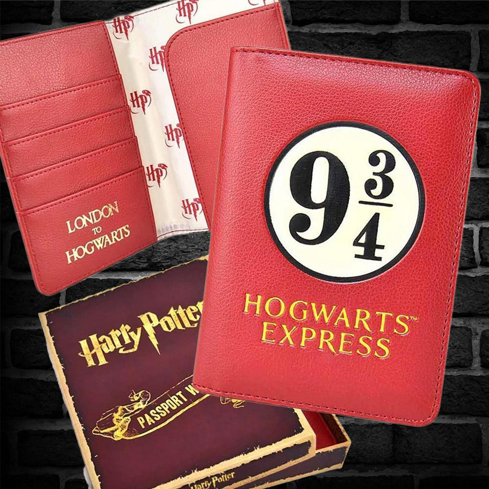 ikon collectibles Harry Potter Platform 9 3/4 Passport Wallet