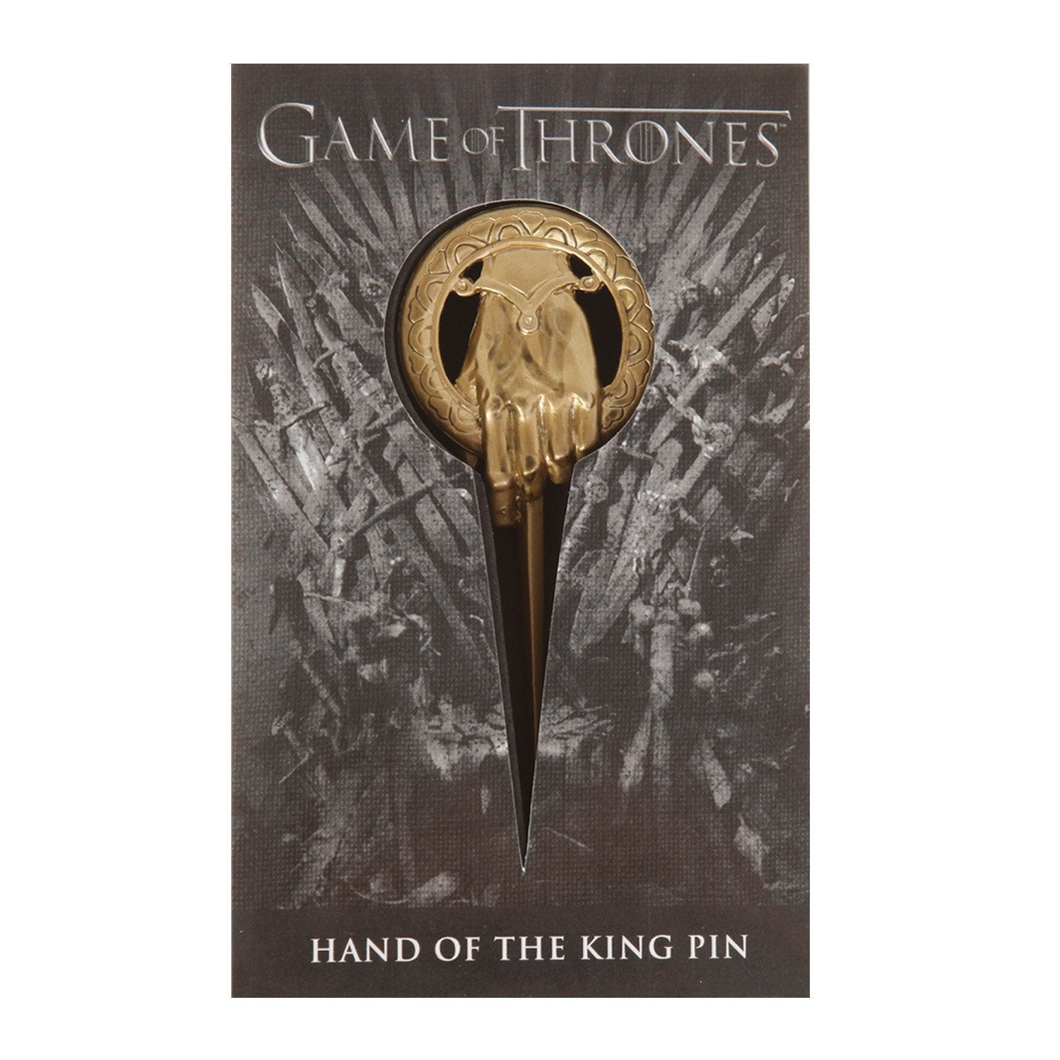 HBO Game Of Thrones Hand Of The King Pin - - Ikon - Yellow Octopus