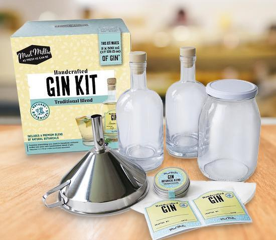 50 Gift Ideas for Mums | Mad Millie Handcrafted Gin Kit | Beanstalk Mums