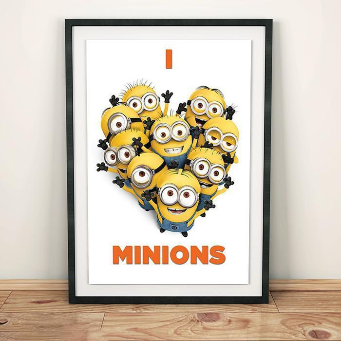 Despicable Me 2: Minions Poster 61 x 91cm - - Impact Posters - Yellow Octopus
