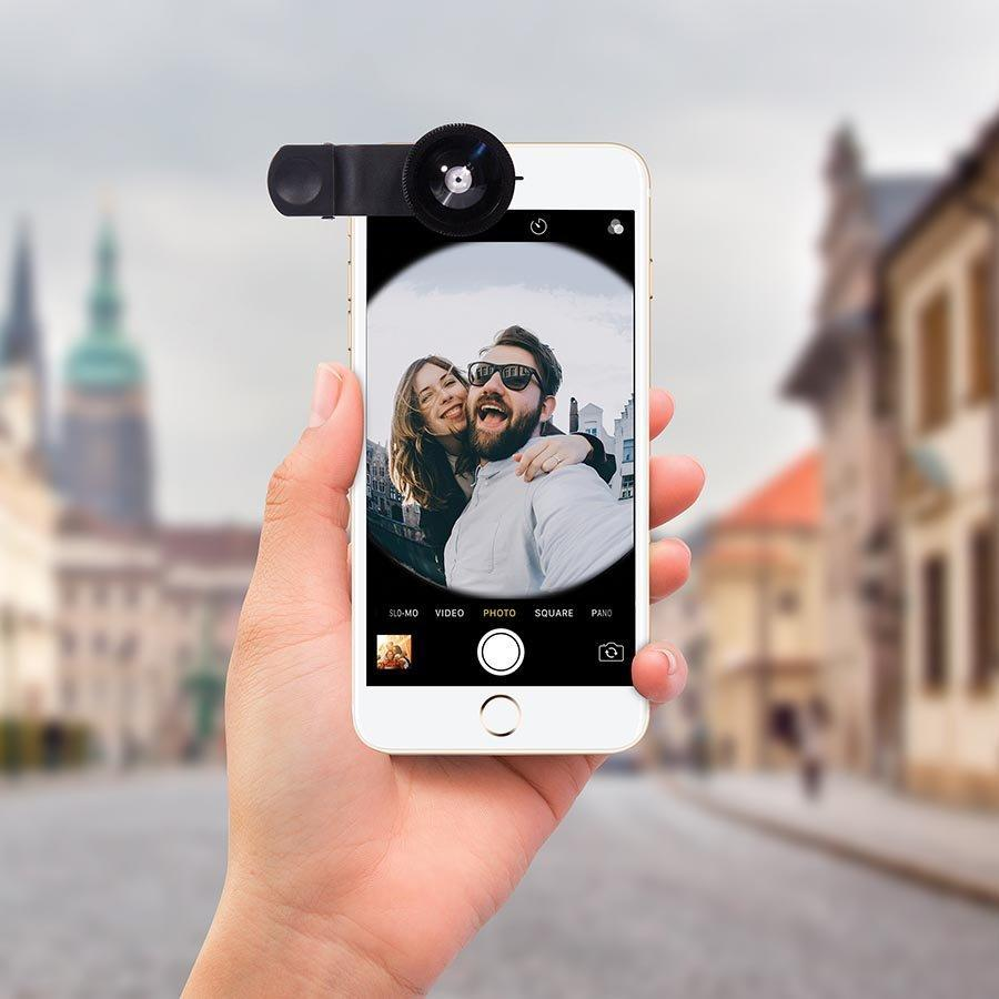 IS 3-in-1 Smartphone Camera Lens Set