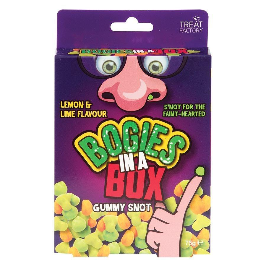 IS Boogers in a Box Lemon Lime Gummies