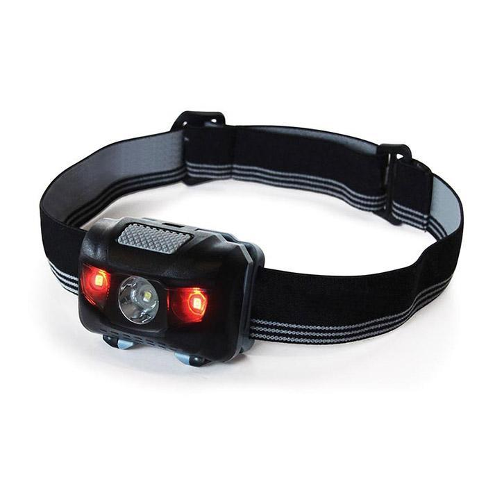 IS Explorer 4-in-1 Adjustable Head Torch