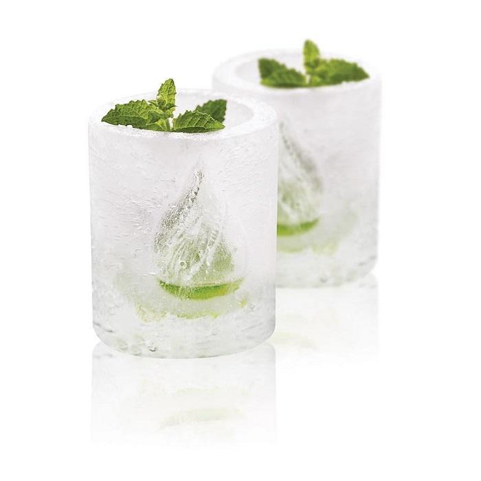 IS Ice Shot Glass Mould - Set of 4