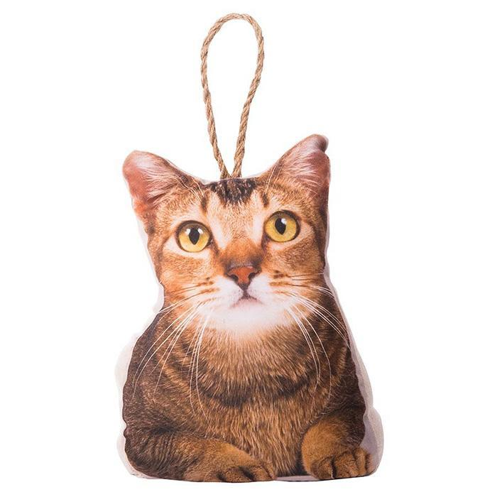 IS Photo-Realistic Dog & Cat Doorstops Ginger Cat