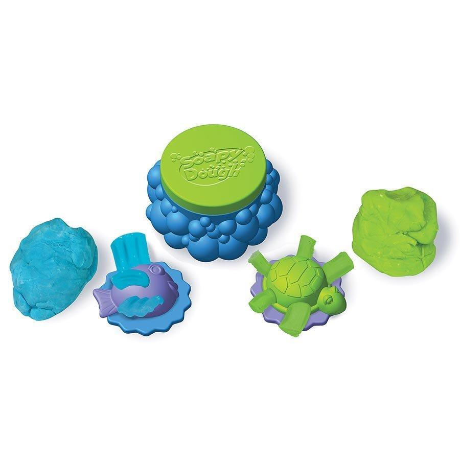 Soapy Dough – Mouldable Soap - Blue (blueberry scent) - IS - Yellow Octopus