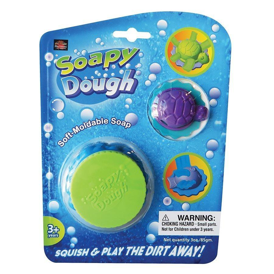 IS Soapy Dough – Mouldable Soap