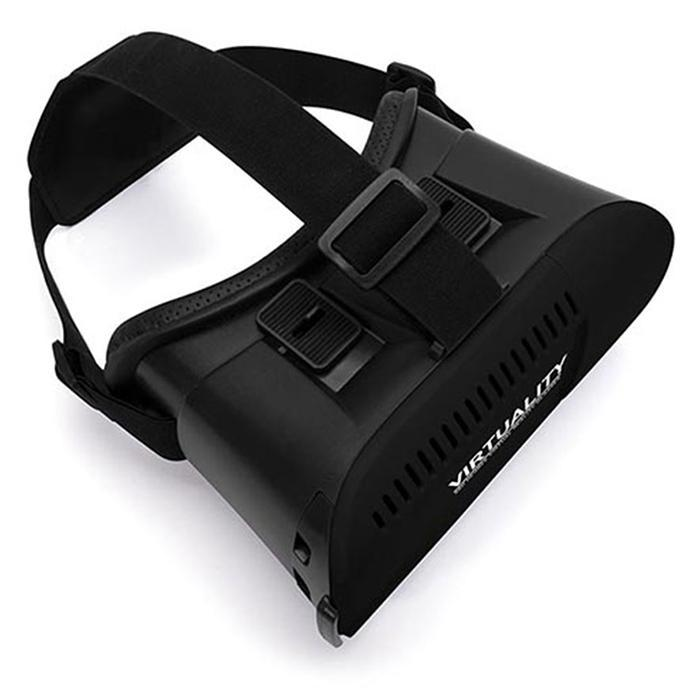 Virtual Reality VR Glasses for Smartphones - - IS - Yellow Octopus