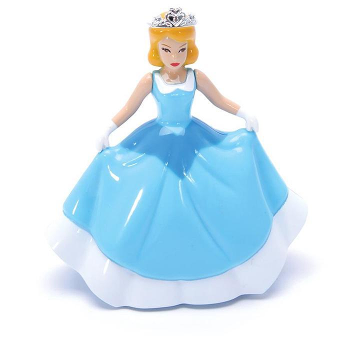 Wind Up Dancing Princesses - Blue - IS - Yellow Octopus