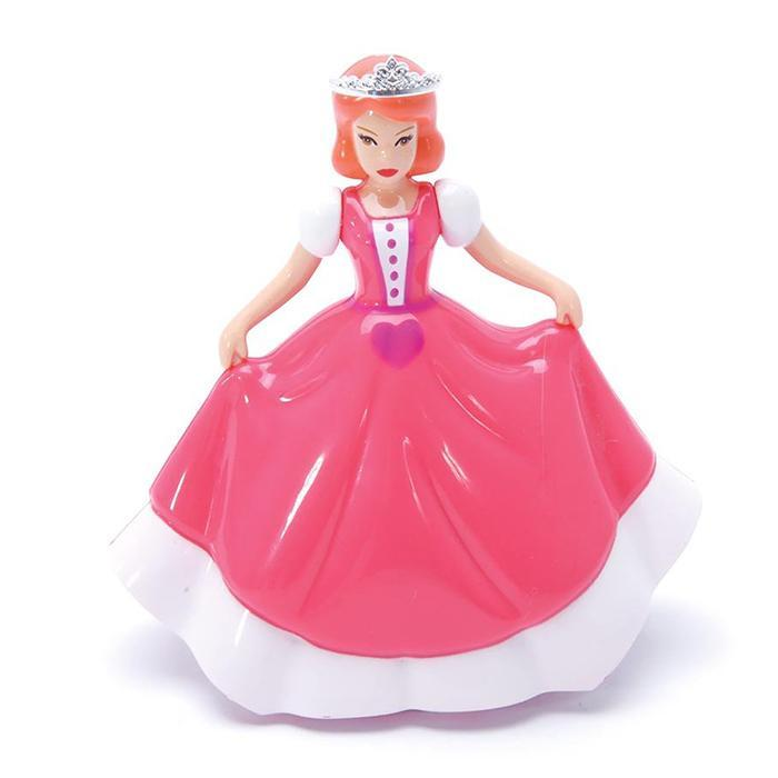 Wind Up Dancing Princesses - Pink - IS - Yellow Octopus