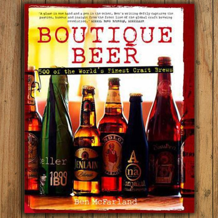 Boutique Beer: The Worlds Finest Craft Brews Book - - Jacqui Small LLP - Yellow Octopus