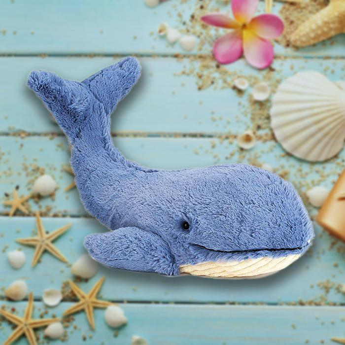 Jellycat Small Wilbur Whale - - JellyCat - Yellow Octopus