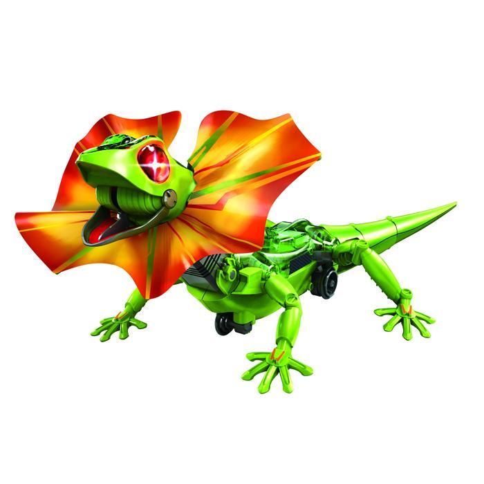Johnco Build Your Own Frilled Lizard Robot