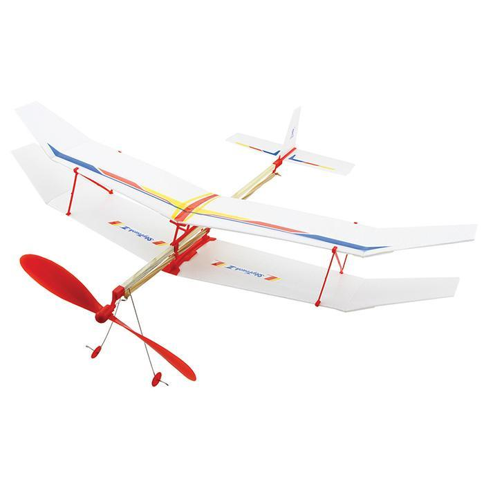 Skyboy Build Your Own Rubber Band Plane