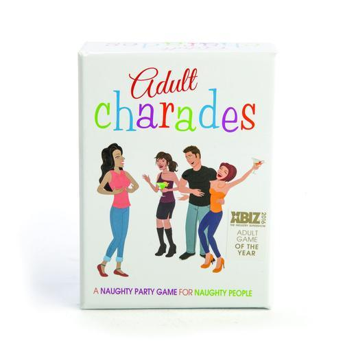 Adult Charades - - Kheper Games - Yellow Octopus