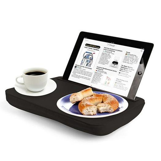 iBED Tablet Lap Desk | by Kikkerland - - Kikkerland - Yellow Octopus