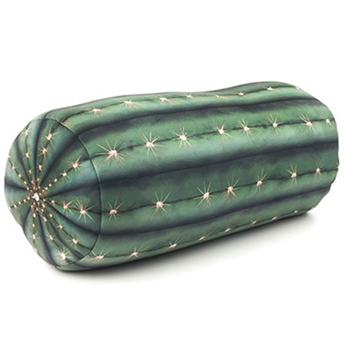 Kikkerland Cactus Microbead Support Pillow - - Kikkerland - Yellow Octopus