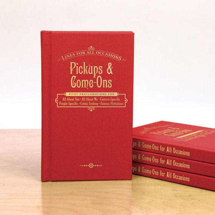 Pickups & Come-ons For All Occasions Pocket Book