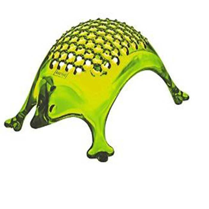 Hedgehog Cheese Grater - - koziol - Yellow Octopus
