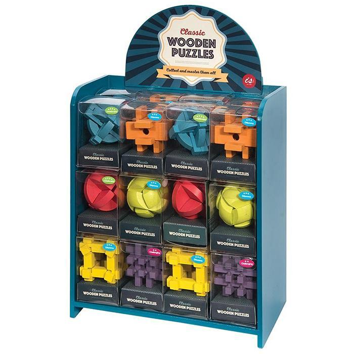 Lagoon Classic Wooden Puzzles - Collect Them all!