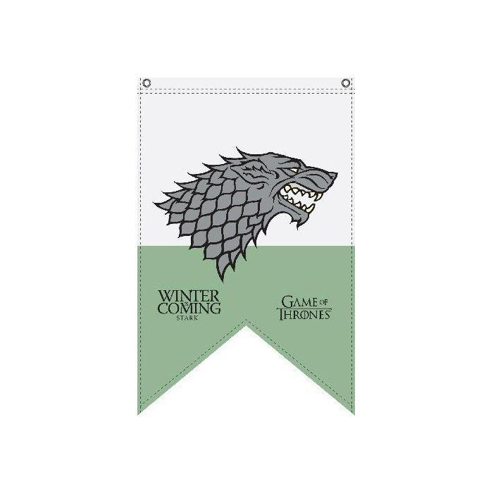 Game of Thrones GOT Stark Flag