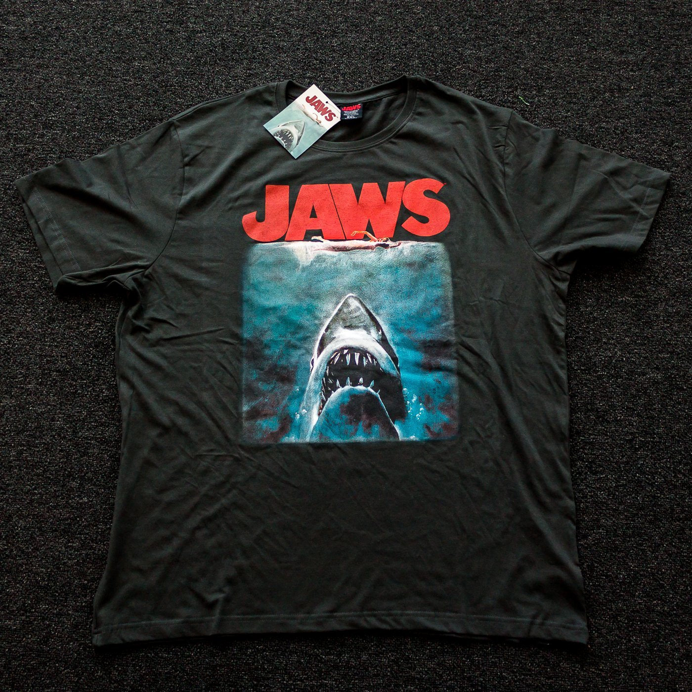 Licensing Essentials Jaws Movie T-Shirt