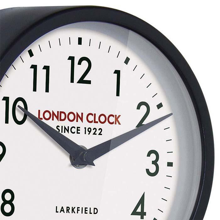 London Clock Horwich Wall Clock - - London Clock Company - Yellow Octopus
