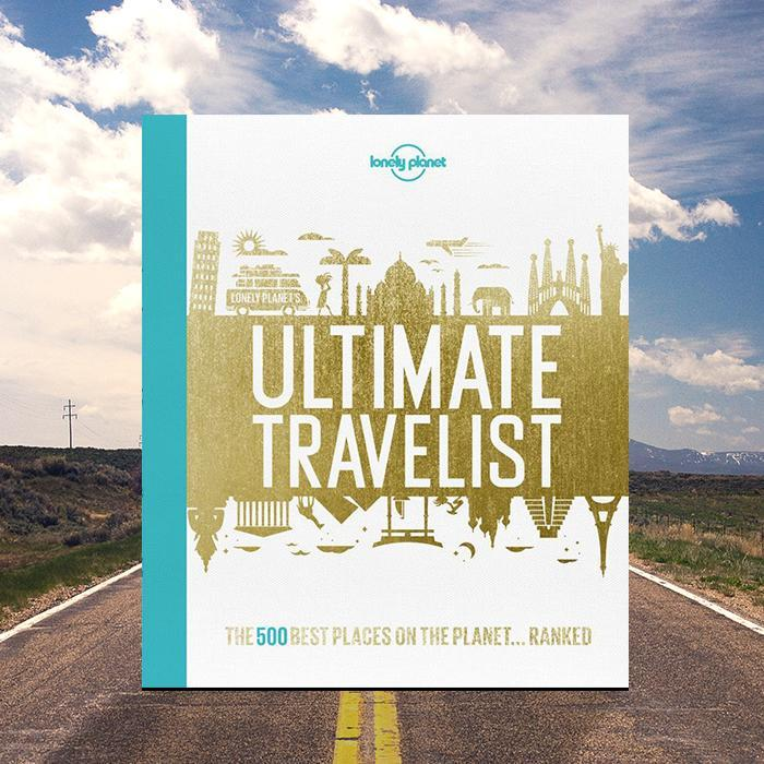 Lonely Planet Lonely Planet Ultimate Travelist Book