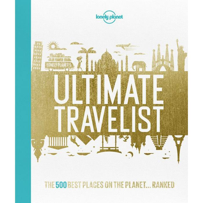 Lonely Planet Ultimate Travelist Book - - Lonely Planet - Yellow Octopus