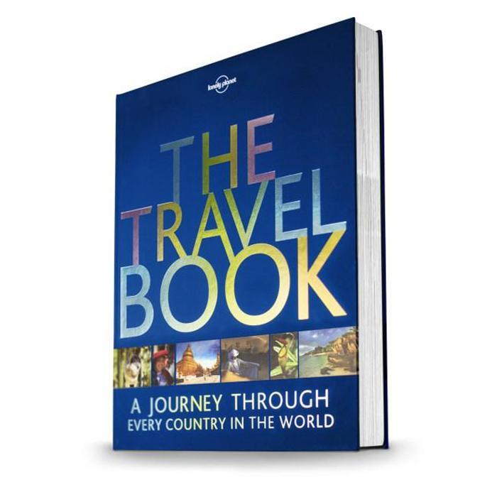 The Ultimate Lonely Planet Travel Book - - Lonely Planet - Yellow Octopus