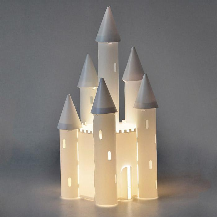 Lumi Co Magic Castle LED Lamp