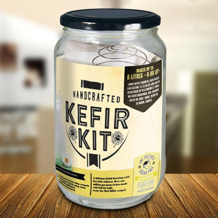 Mad Millie Mad Millie Handcrafted Kefir Kit