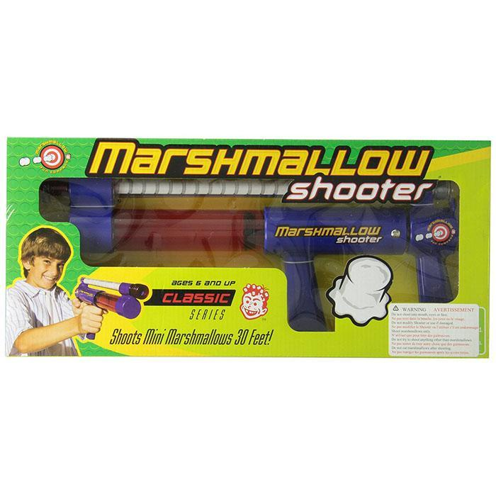 Marshmallow Fun Company Marshmallow Shooter Gun - Shoots Up to 10m!