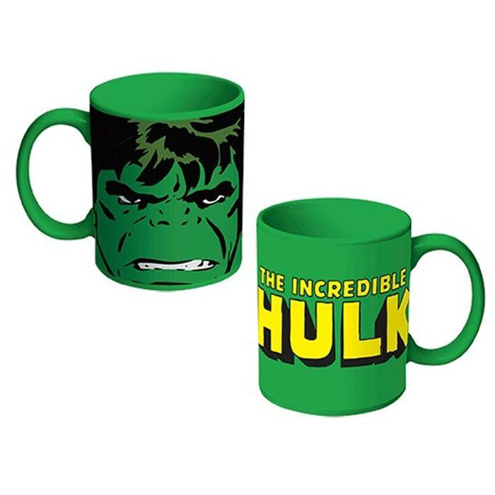Marvel The Incredible Hulk Coffee Mug
