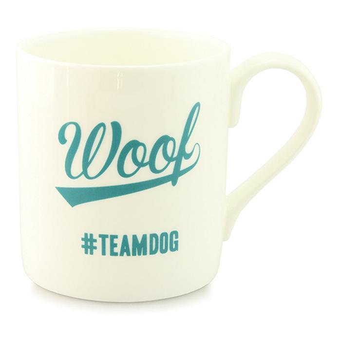 McGlaggan Smith Woof #TeamDog Coffee Mug