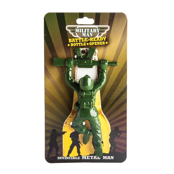 mdi Army Soldier Bottle Opener